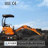 0.8 Ton 1 Ton 2 Ton New Excavator Price 3 Ton 6 Ton Mini Excavator Digging Hydraulic Small Micro Digger Machine Prices for Sale