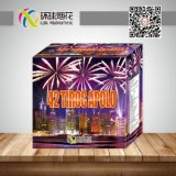 Gfcc30042-42tiros Apolo 1.2inch Wholesale Professional Consumer Outdoor Cake Pyrotechnics 1.4G Chinese Fireworks