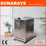 Nubroiler Steak Burner Powered by Propane Gas and Can Be Used Both Indoors and out