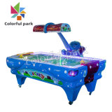 Colorful Park Coin Operated Indoor Table Game Child Air Hockey Sport Game Arcade Game Machine