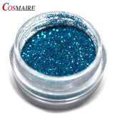 Wholesale High Quality Cheap Eco-Friendly Green Hexagon Glitter Powder for Nail Christmas Decoration Body Craft