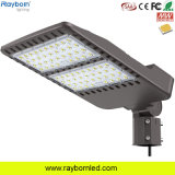 Photocell Sensor 60W/80W/100W/120W/150W/200W/250W/300W Area Parking Lot Shoe Box LED Street Light for Outdoor Square Highway Main Road Sidewalk Module Lamp