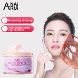 Anti Aging Treatment Removes Buildup of Oils Dirt and Dead Skin Care Cells Face Cleaning Rose Gold Peel off Facial Mask