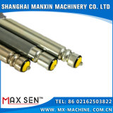 High Quality and Smooth Conveyor System Rubber Idler Rollers