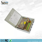 4chs DC12V3a Fused or PTC Auto Fuse Power Supply Box