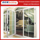 Qualified Casement Door Products with Competitive Price in PVC and Aluminum Profile