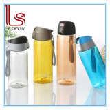 Hot Selling BPA Free Colored Plastic Sports Bottle
