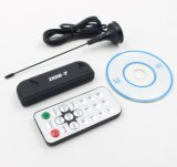 Micro USB 2.0 Mobile Watch ISDB-T Pad TV Tuner Stick with Antenna