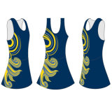 Custom Sublimated Printed Netball Skirt for Women Netball Players