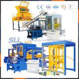 Manufacturer Supply Concrete Cement Block Making Machine
