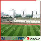 Natural Green Football Artificial Grass for Soccer Fields