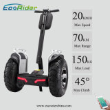 2016 Ecorider Electric Scooter with Pedals, Self Balancing Scooter, Two Wheel Electric Unicycle