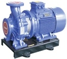 Cast Iron Ss Materials Horizontal Centrifugal Pump Dfw Model
