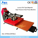 High Pressure Slide out Magnetic T-Shirt Heat Press Machine