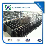 2400mm W* 1800mm H Garden Fence Iron Steel Fence