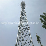 Factory Customized 3 Leg Steel Lattice Telecom Tubular Antenna Tower