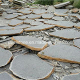 Natural Grey Basalt Stepping Stone for Landscape