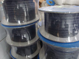 No Contamination Graphited and Soft PTFE Packing with Sealing