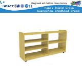 Wooden Kids Shelf for Children Storage Cabinet Kindergarten Furniture (M11-08608)