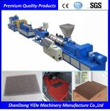 SPVC Sprayed Coil Car & Floor Carpet Extruder Line Plastic Machine