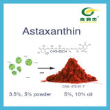 Haematococcus Pluvialis Extract 3.5% Natural Astaxanthin Powder 5%