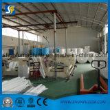 Automatic Slitting Machine Toilet Paper Rewinding Rolls Machine