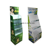 High Quality Small MOQ Floor Display Cardboard Table Display
