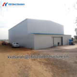 Prefabribricated Light Building Construction Portal Frame Warehouse
