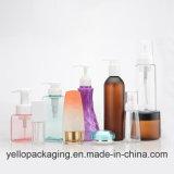 Square Bottle Plastic Bottle for Facial Cleaning Foam