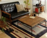 Solid Wooden Coffee Table (M-X2180)
