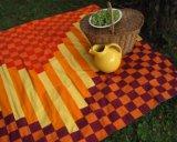 OEM Design Polyester Waterproof Picnic Blanket