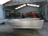 CE Certificated Aluminum Material Marine Boat for 3.7 Meter Marine Boat in Big Sea