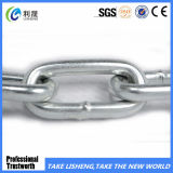 Ordinary Mild Steel Long Link Chain / Anchor Chain