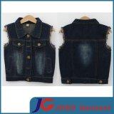 100% Cotton Little Boy's Jean Vest (JT8013)