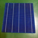 4.5W 5bb Multi/Poly Solar Cells with High Efficiency More Than 18%
