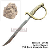 Lord of The Ring Sword of Narsil Letter Opener Knight Swords Table Decoration Swords