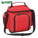 Multi Compartments Insulated Shoulder Cooler Bag Cooling Picnic Pack
