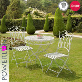 White Outdoor Garden Patio Furniture Set