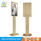 2017 New Design Floor Standing Kiosk Android or PC Integrated Available (MW-271AZN)