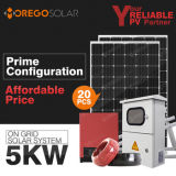 Moregesolar on Grid Solar Power Panel System 5kw 10kw