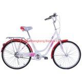 26inch White Lady Bicycle Princess's Bike
