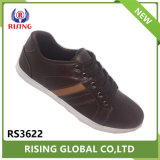Cheap Comfortable PU Leather Flat Casual Men Elevator Shoes