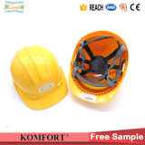 HDPE Construction Work Safety Helmet Equipment with CE& ANSI (JMC-422K)