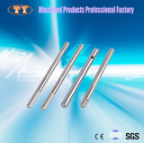 Ce Standard CNC Machined Knurling Head Stainless Steel Shaft