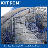 Wholesale Construction Scafolding System Aluminum Ring Lock Scaffolding for Sale