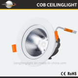 for Wholesale Best Price Plastic Ring + Aluminum Heatsink 15W LED COB Downlight