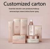 Custom Luxury Cosmetic Cream Mascara Blush Perfume Lipstick Makeup Hair Dye Art Paper Carton Packaging UV Printing/Folding Cardboard Packing Gift Box Printed