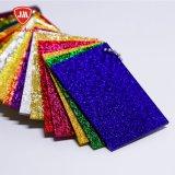 100% Virgin Material Glitter Fabric Acrylic Sheet PMMA Board for Acrylic Baffle