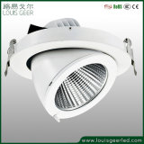 Cheap Wholesale Changeable Colorful Anti Reflector Lighting Waterproof 30W COB Dali LED Downlights