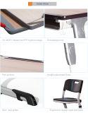 Iron Frame University School Furniture (Adjustable aluminuim)